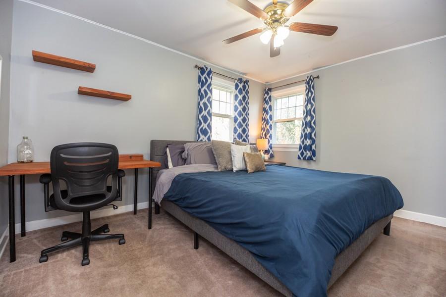 Real Estate Photography - 2137 Laura Lane, Des Plaines, IL, 60018 - Master Bedroom