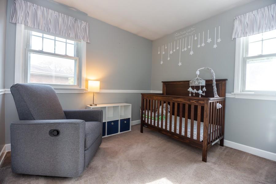 Real Estate Photography - 2137 Laura Lane, Des Plaines, IL, 60018 - Bedroom