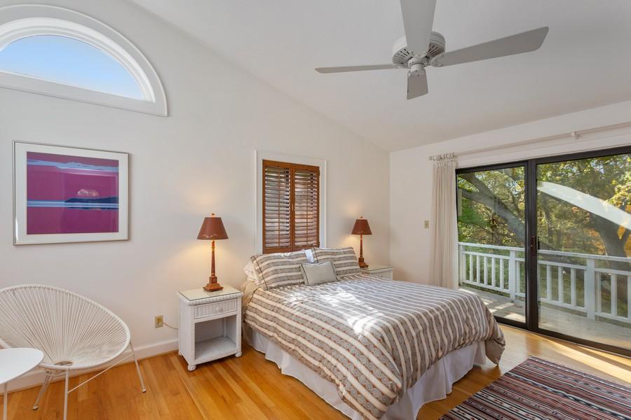 Real Estate Photography - 4409 Winding Lane, Stevensville, MI, 49127 - Master Bedroom