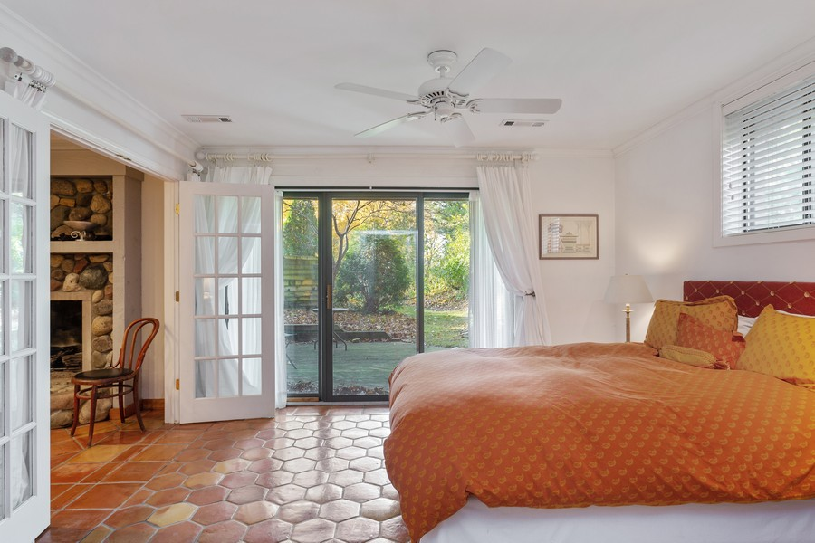 Real Estate Photography - 4409 Winding Lane, Stevensville, MI, 49127 - Lower Level Guest Suite