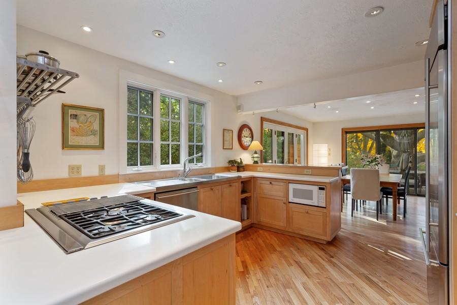Real Estate Photography - 4409 Winding Lane, Stevensville, MI, 49127 - Kitchen