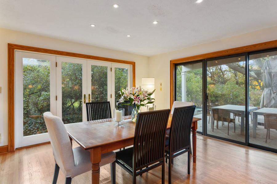 Real Estate Photography - 4409 Winding Lane, Stevensville, MI, 49127 - Dining Room