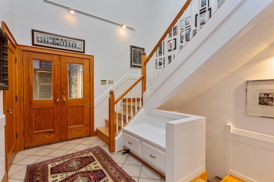 Real Estate Photography - 4409 Winding Lane, Stevensville, MI, 49127 - Foyer