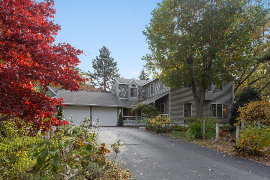 Real Estate Photography - 4409 Winding Lane, Stevensville, MI, 49127 - Front View