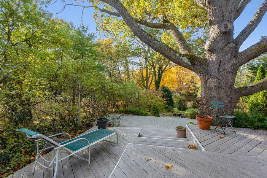 Real Estate Photography - 4409 Winding Lane, Stevensville, MI, 49127 - Deck