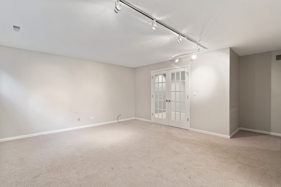 Real Estate Photography - 1842 N Halsted Street, Unit 1, Chicago, IL, 60614 - Family Room