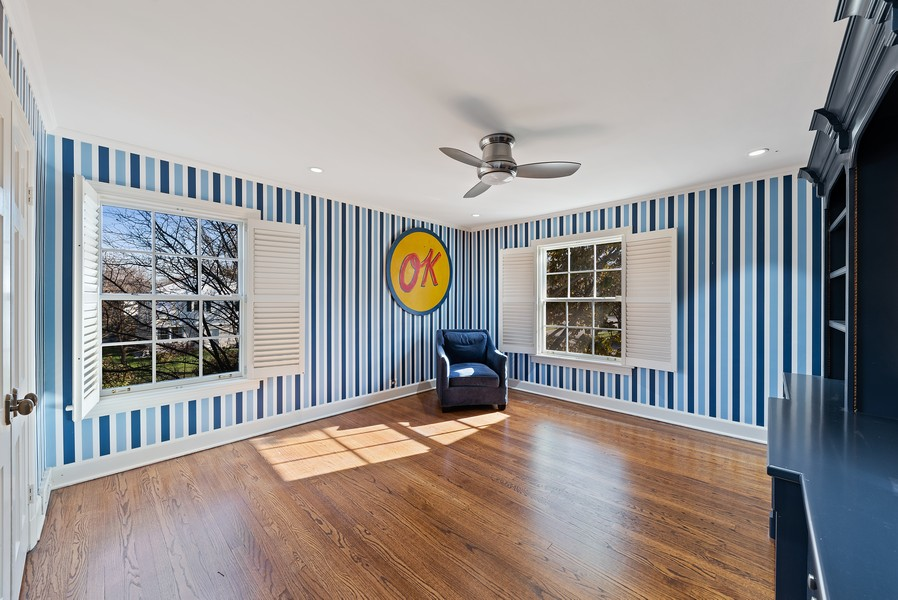 Real Estate Photography - 454 S Banbury Rd, Arlington Heights, IL, 60005 - 3rd Bedroom