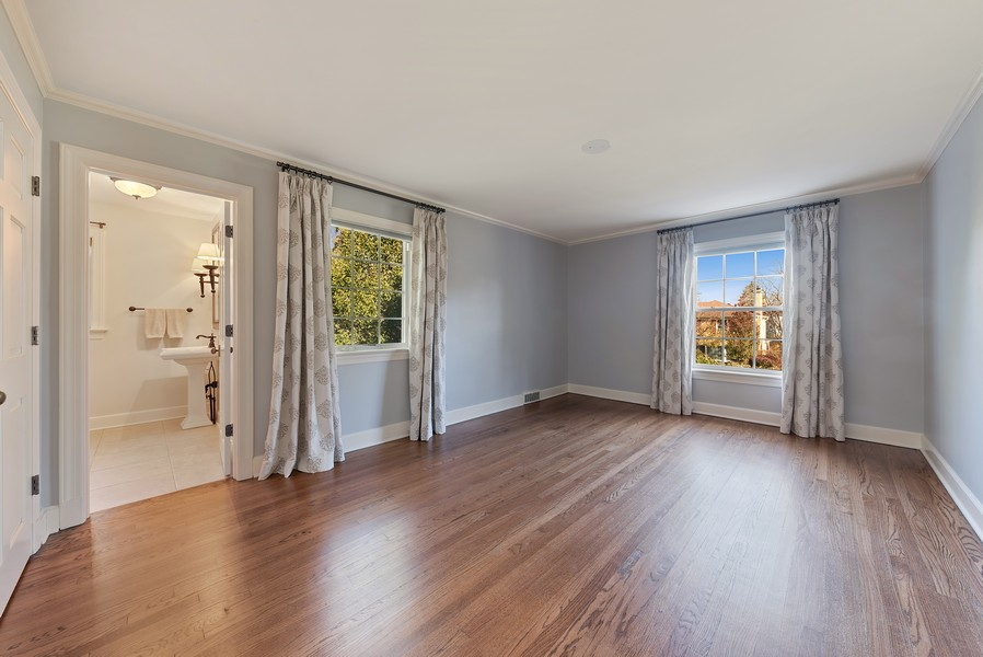 Real Estate Photography - 454 S Banbury Rd, Arlington Heights, IL, 60005 - 4th Bedroom