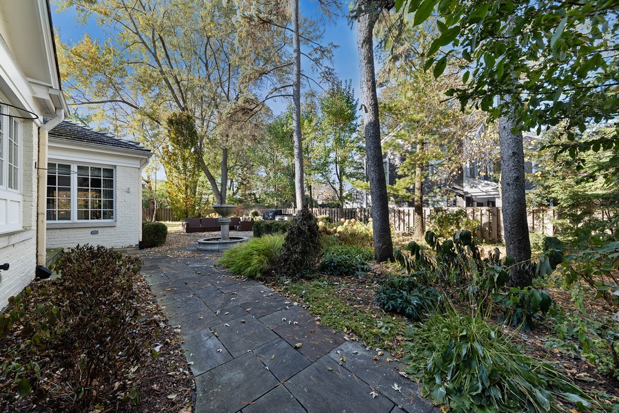 Real Estate Photography - 454 S Banbury Rd, Arlington Heights, IL, 60005 - Patio