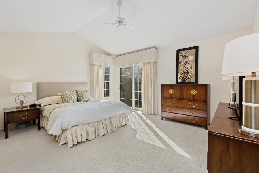 Real Estate Photography - 534 Park Barrington Way, Barrington, IL, 60010 - Master Bedroom