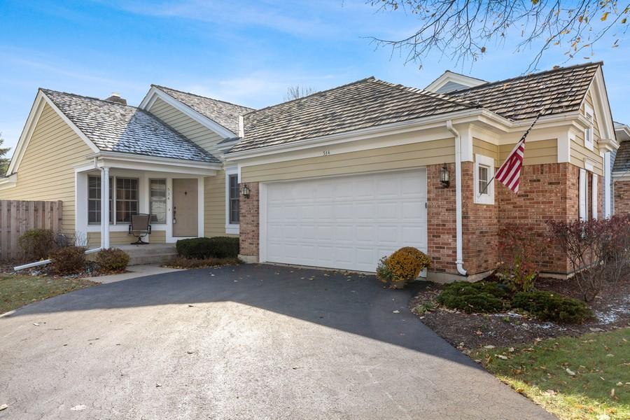 Real Estate Photography - 534 Park Barrington Way, Barrington, IL, 60010 - Front View