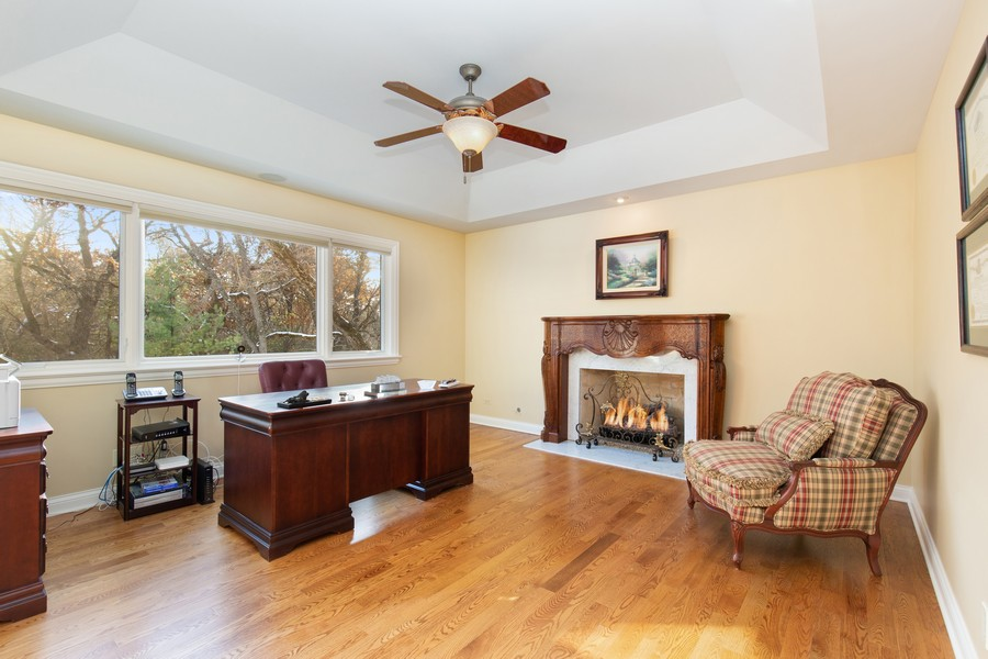 Real Estate Photography - 28 Burning Oak Trail, Barrington Hills, IL, 60010 -