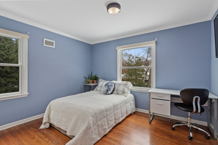 Real Estate Photography - 310 Green Bay Road, Lake Bluff, IL, 60044 - Bedroom 4