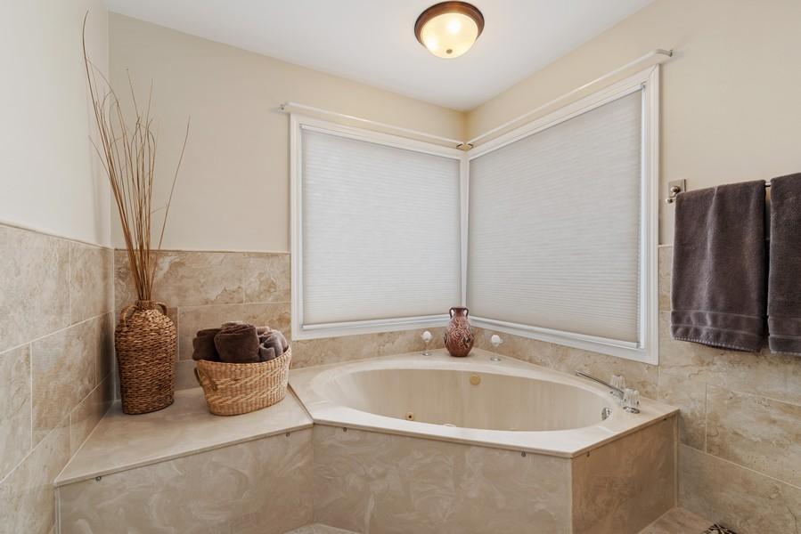 Real Estate Photography - 2775 Sandalwood Ct, Buffalo Grove, IL, 60089 - Master Bathroom
