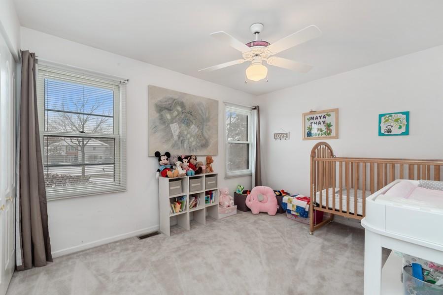 Real Estate Photography - 2775 Sandalwood Ct, Buffalo Grove, IL, 60089 - Bedroom