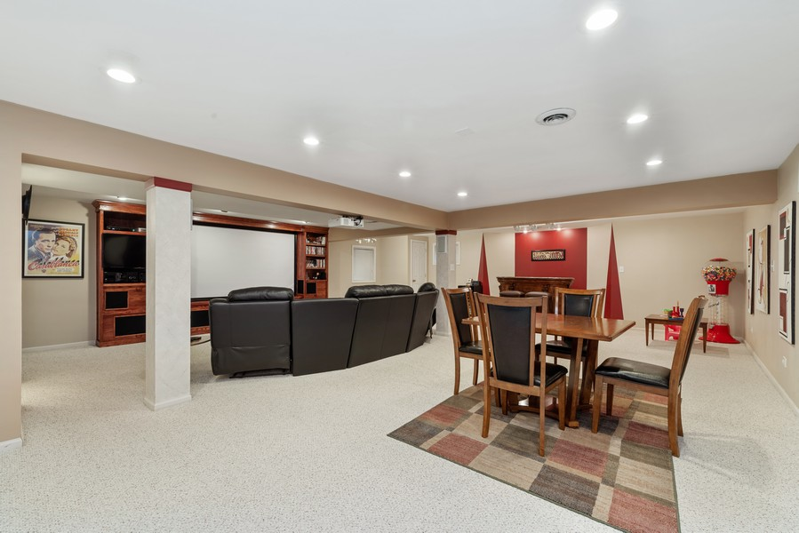 Real Estate Photography - 2775 Sandalwood Ct, Buffalo Grove, IL, 60089 - Basement