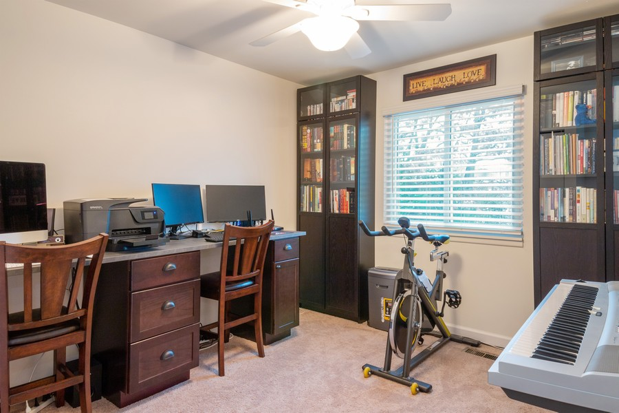 Real Estate Photography - 54 Pine Circle, Cary, IL, 60013 - 2nd Bedroom