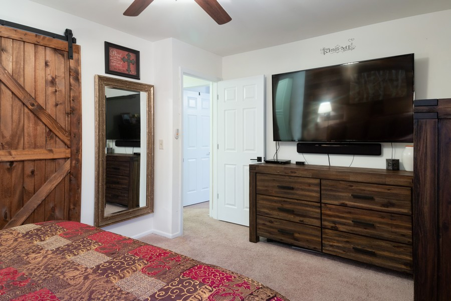 Real Estate Photography - 54 Pine Circle, Cary, IL, 60013 - Master Bedroom