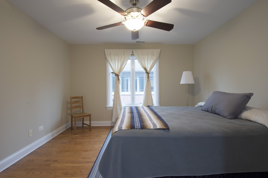 Real Estate Photography - 314 N Dryden Pl, Arlington Heights, IL, 60004 - 3rd Bedroom