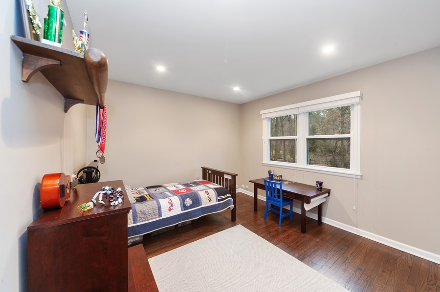 Real Estate Photography - 82 lincolnshire drive, lincolnshire, IL, 60069 - 3rd Bedroom