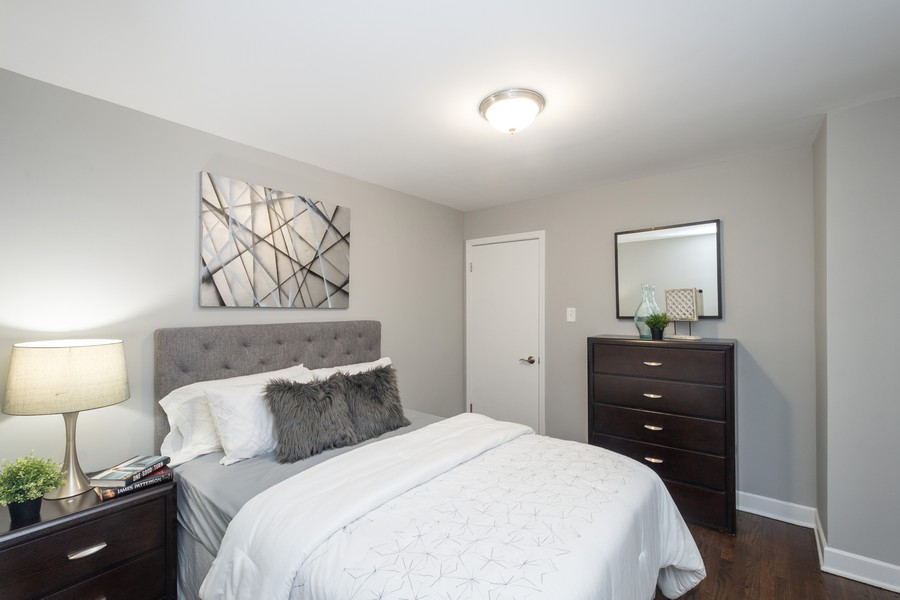 Real Estate Photography - 8044 S Fransisco, Chicago, IL, 60652 - Bedroom