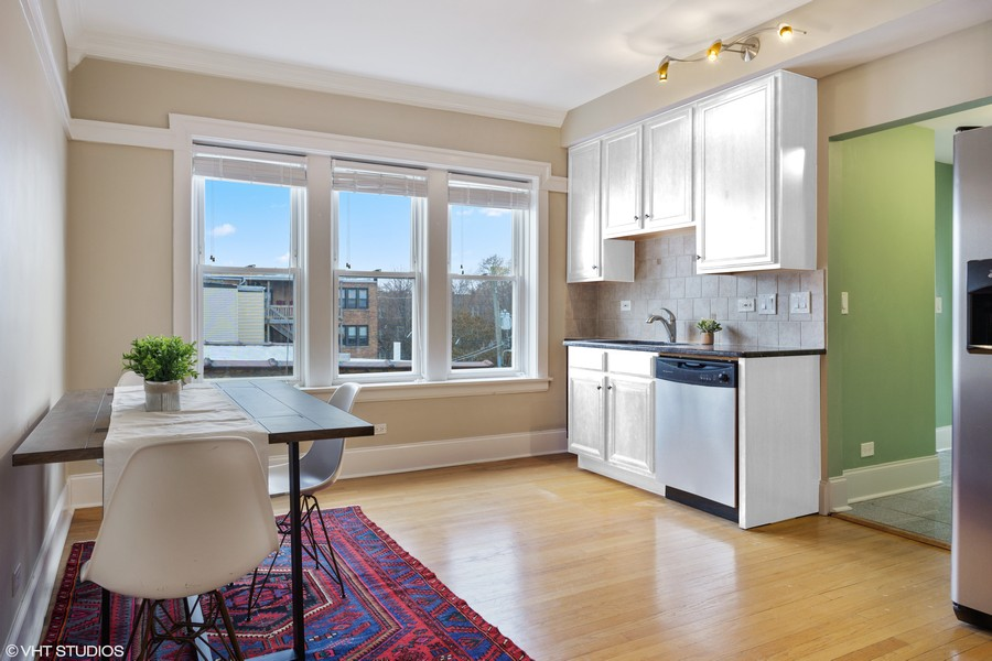 Real Estate Photography - 4922 N. Rockwell, Chicago, IL, 60625 -