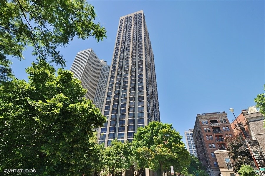 Real Estate Photography - 2650 N Lakeview Ave, Apt 1710, Chicago, IL, 60614 -