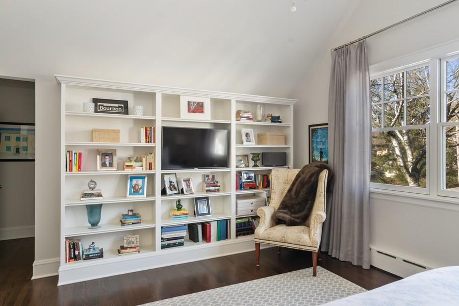 Real Estate Photography - 475 Orchard Lane, Winnetka, IL, 60093 - Master Bathroom