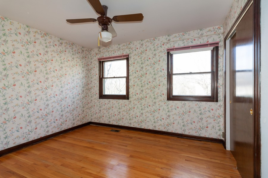 Real Estate Photography - 1565 Almond, Downers Grove, IL, 60515 - 2nd Bedroom