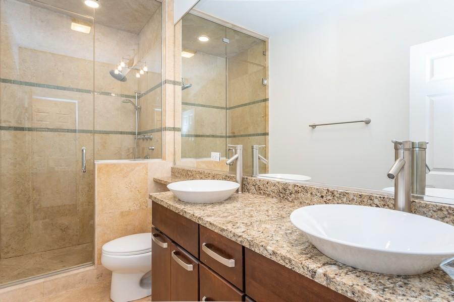 Real Estate Photography - 1644 W Blackhawk #1E, Chicago, IL, 60622 - Master Bathroom