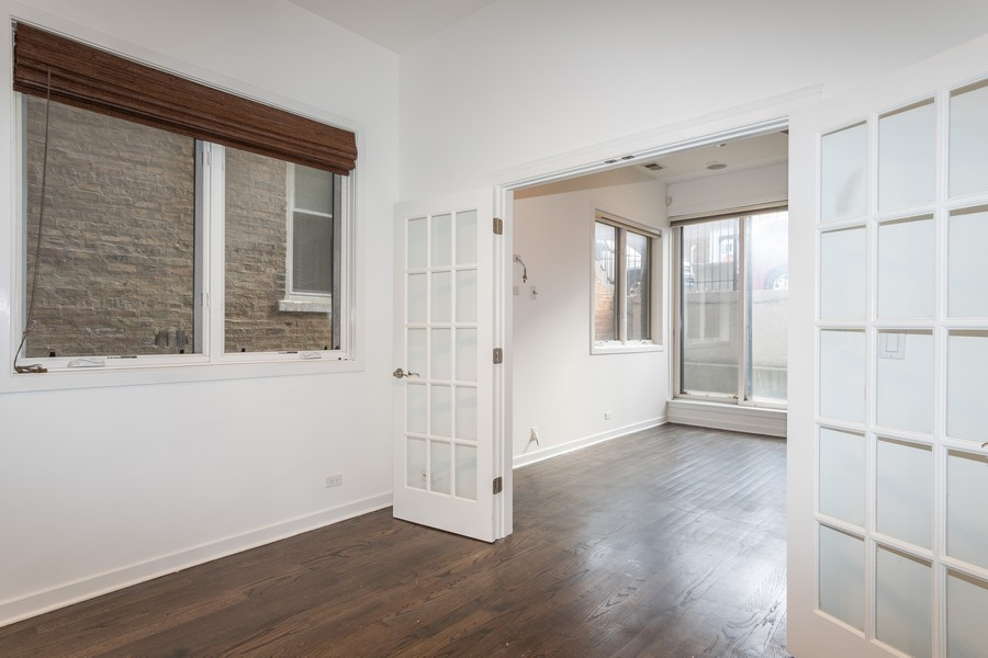 Real Estate Photography - 1644 W Blackhawk #1E, Chicago, IL, 60622 - 3rd Bedroom