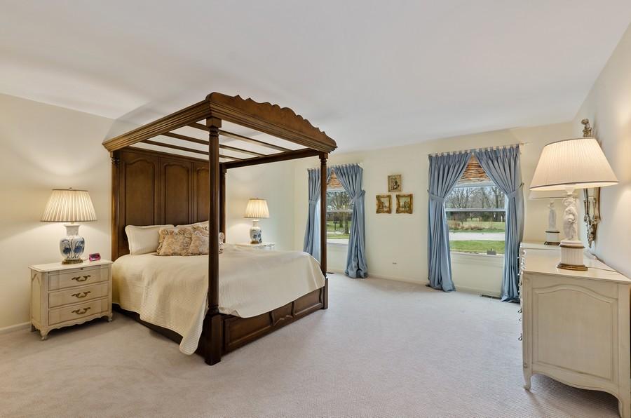 Real Estate Photography - 50 E Mallard Ln, Lake Forest, IL, 60045 - Master Bedroom
