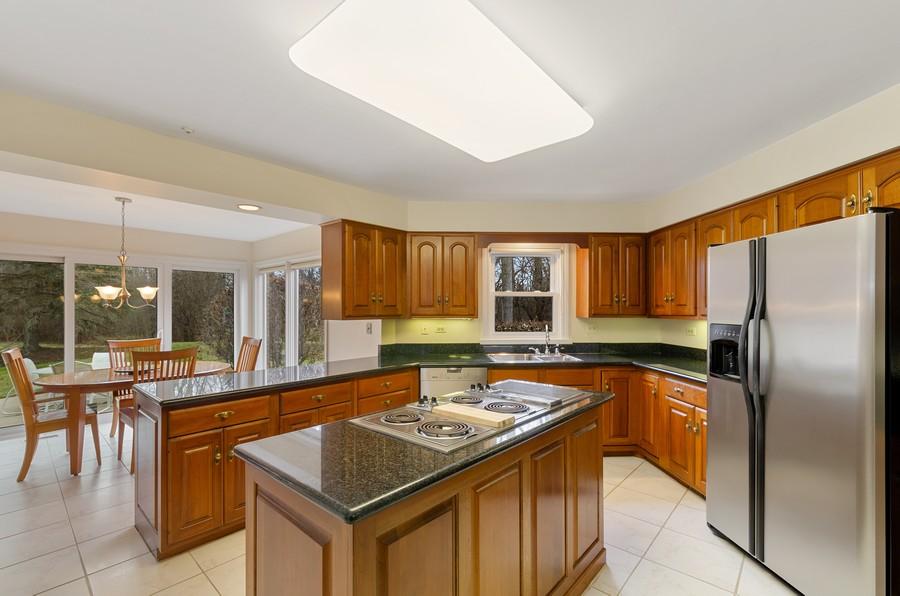 Real Estate Photography - 50 E Mallard Ln, Lake Forest, IL, 60045 - Kitchen