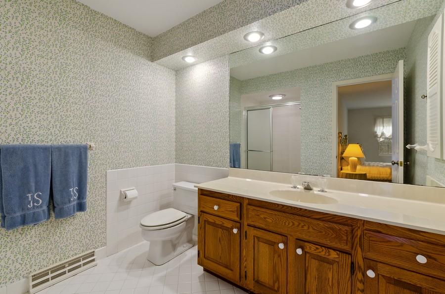 Real Estate Photography - 50 E Mallard Ln, Lake Forest, IL, 60045 - Ensuite Bathroom 2