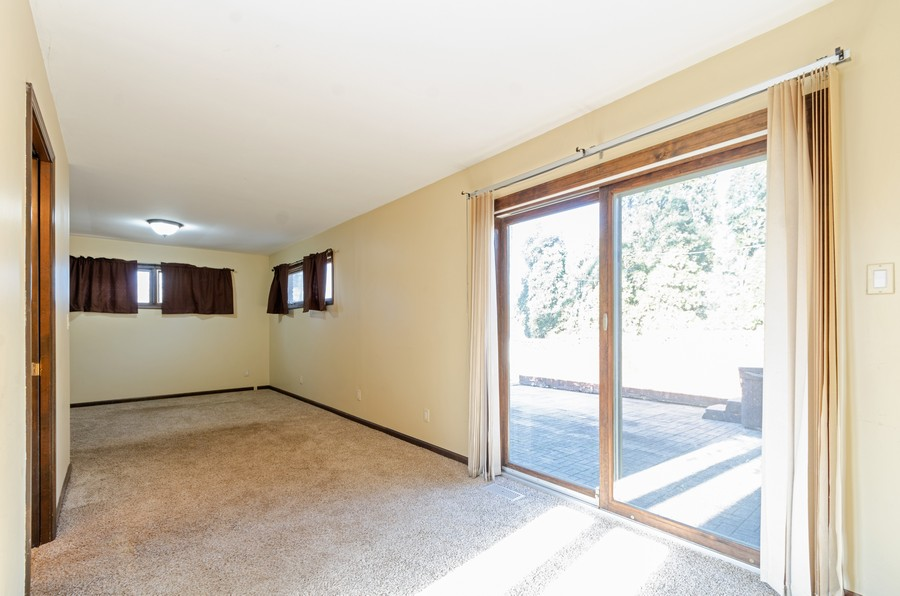 Real Estate Photography - 8146 Oakwood Ave, Munster, IN, 46321 - Master Bedroom