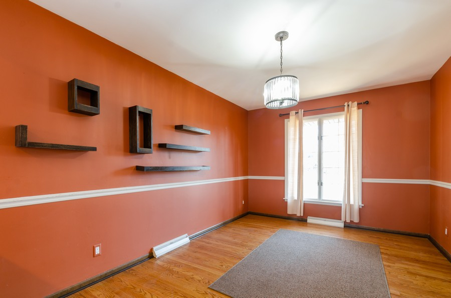 Real Estate Photography - 8146 Oakwood Ave, Munster, IN, 46321 - Dining Room