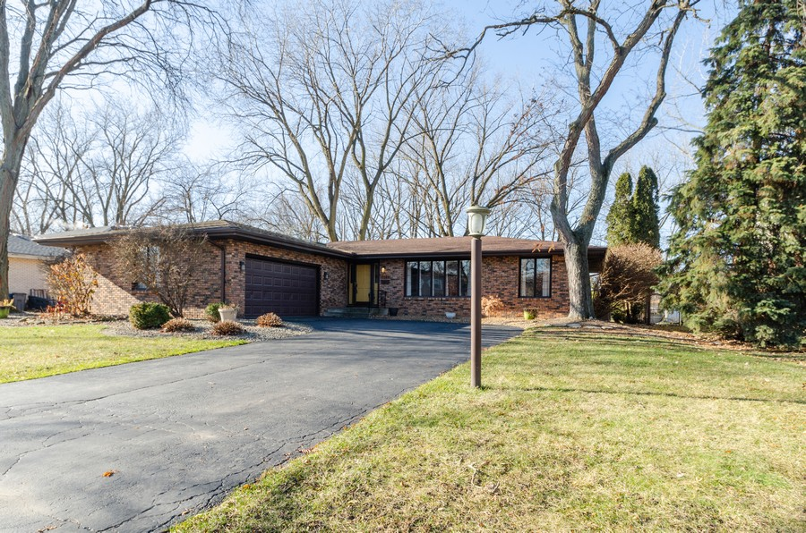 Real Estate Photography - 8146 Oakwood Ave, Munster, IN, 46321 - Front View