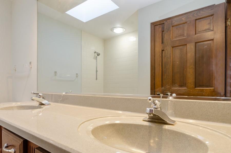 Real Estate Photography - 8146 Oakwood Ave, Munster, IN, 46321 - Bathroom