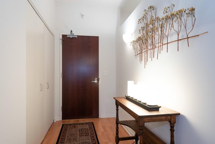 Real Estate Photography - 807 Davis Street, Unit 409, Evanston, IL, 60201 - Foyer