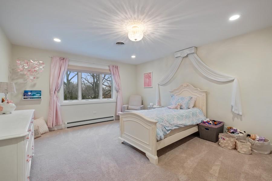 Real Estate Photography - 1136 Skokie Ridge Dr, Glencoe, IL, 60022 - 3rd Bedroom