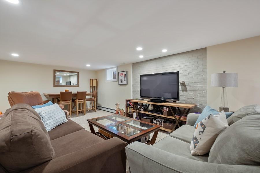 Real Estate Photography - 1136 Skokie Ridge Dr, Glencoe, IL, 60022 - Lower Level
