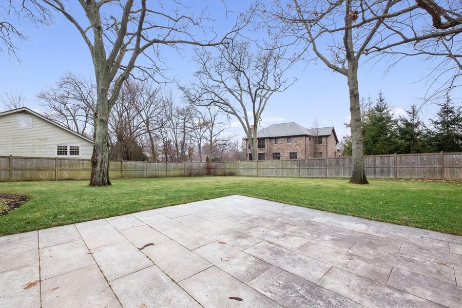 Real Estate Photography - 1136 Skokie Ridge Dr, Glencoe, IL, 60022 - Patio