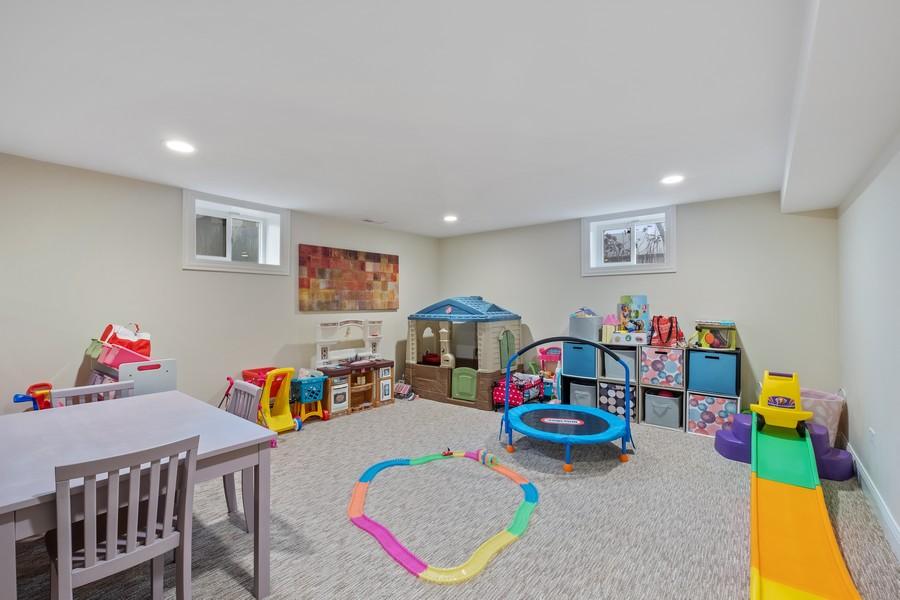 Real Estate Photography - 1136 Skokie Ridge Dr, Glencoe, IL, 60022 - Play / Recreational Room
