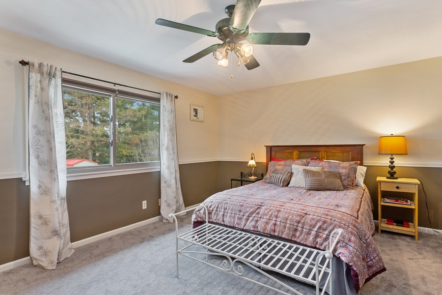 Real Estate Photography - 4234 Landings Lane, St Joseph, MI, 49085 - Master Bedroom