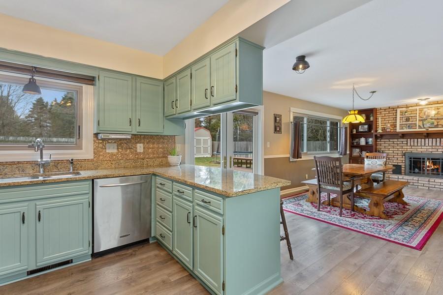 Real Estate Photography - 4234 Landings Lane, St Joseph, MI, 49085 - Kitchen