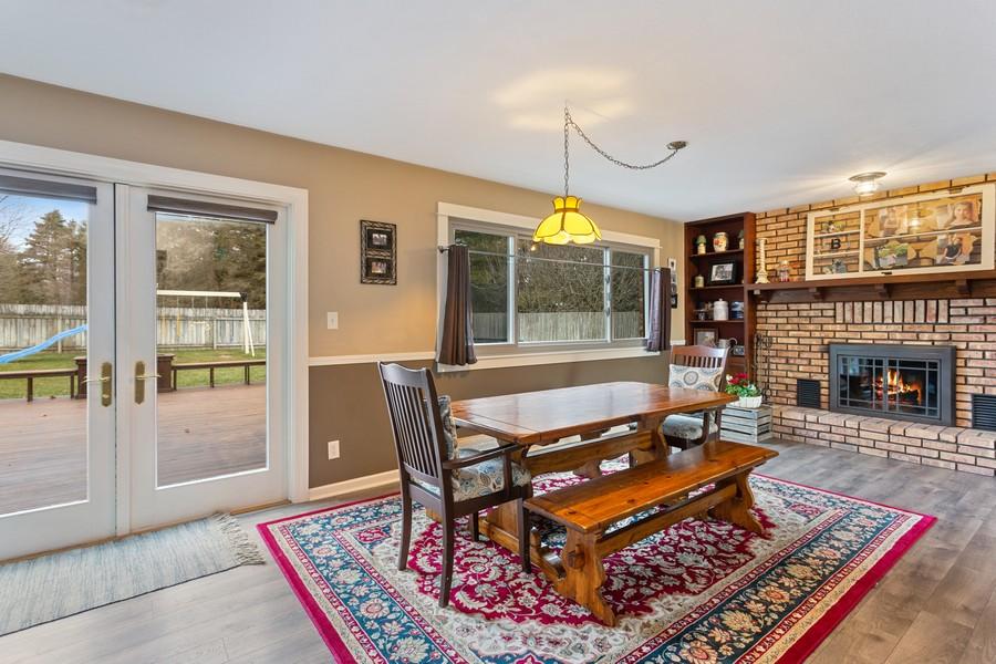 Real Estate Photography - 4234 Landings Lane, St Joseph, MI, 49085 - Dining Room