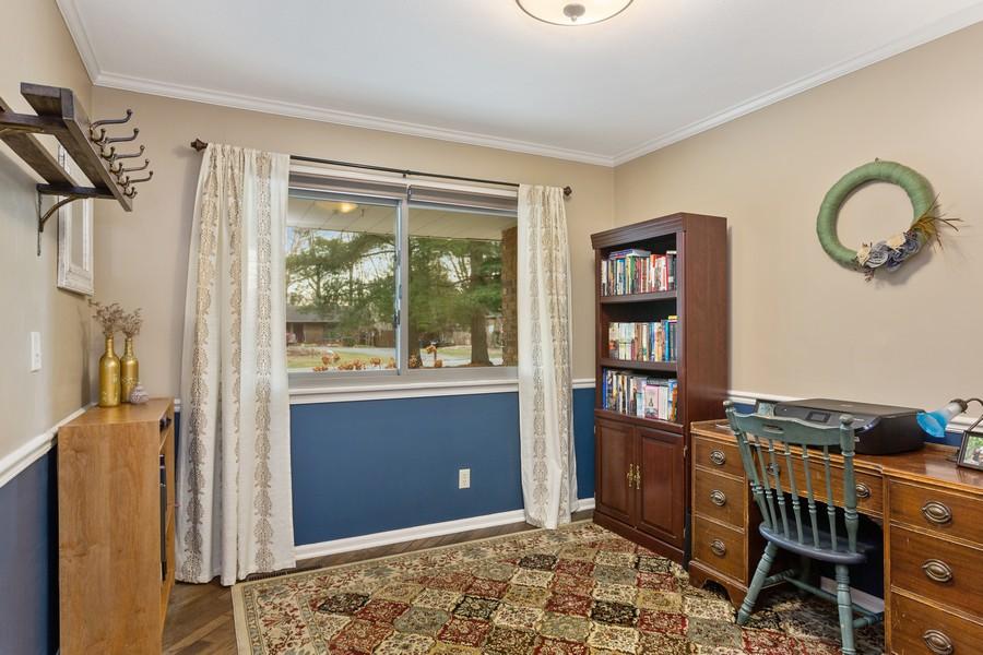 Real Estate Photography - 4234 Landings Lane, St Joseph, MI, 49085 - Main Floor Den or Office