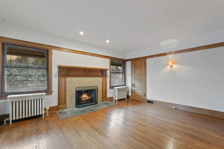 Real Estate Photography - 930 Michigan, Evanston, IL, 60202 - 2nd Bedroom