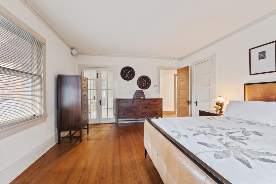 Real Estate Photography - 930 Michigan, Evanston, IL, 60202 - Master Bedroom