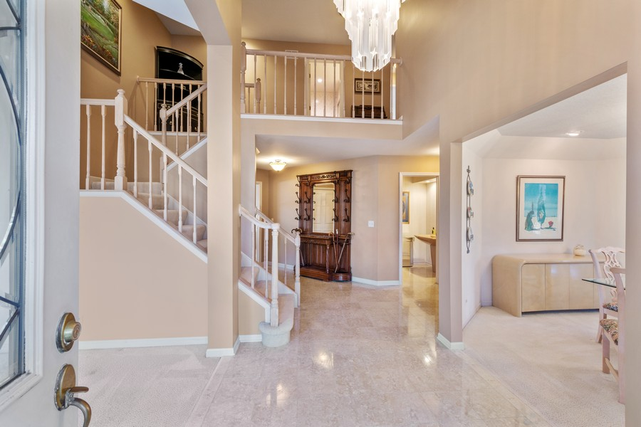 Real Estate Photography - 117 Cornell, Glenview, IL, 60026 - Foyer